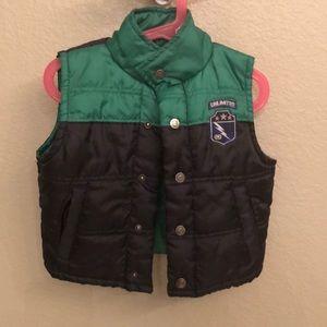 Kids vest jacket (boy)